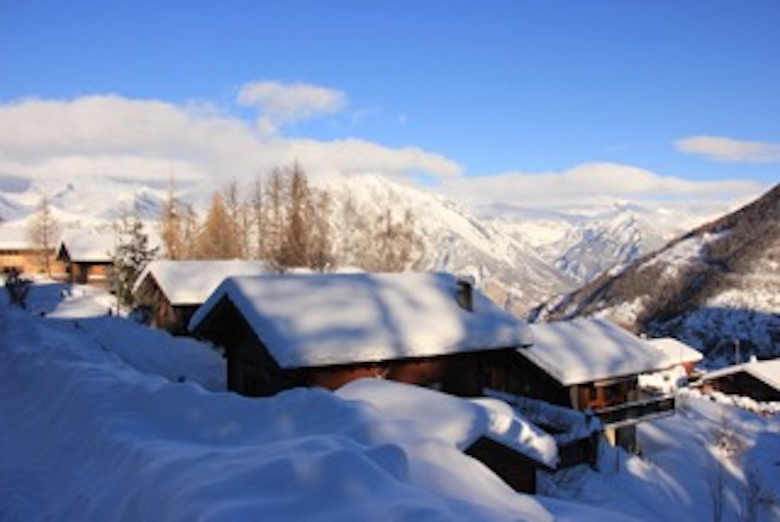 Chalet accommodation in La Tzoumaz, Verbier, Switzerland